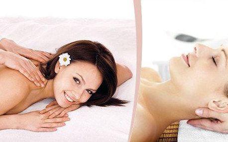 Ájurvédská masáž hlavy, šíje a ramen - 60, 90 nebo 120 minut