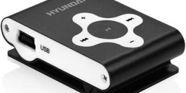 MP3 přehrávač Hyundai MP212 4GB černý