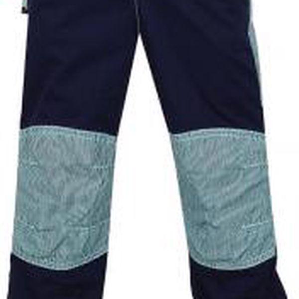 Dětské kalhoty PEDRO modrá