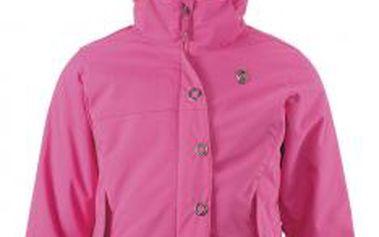 Dívčí lyžařská bunda ESSENTIAL GIRLS JACKET 152/l