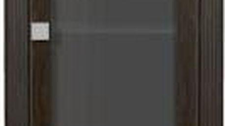 Vitrína ORCHID se skleněnými dveřmi