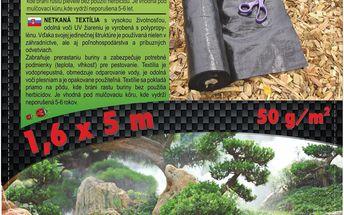 Netkaná textílie
