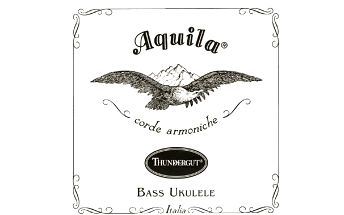 Struny pro basové ukulele/ashbory Aquila 68U
