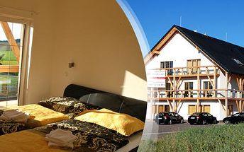 Orlické hory pro DVA na 3 dny s wellness a VIP romantickou nocí