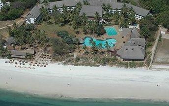 Hotel REEF, Severní pobřeží, Keňa, letecky, polopenze