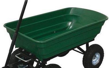 Vozík zahradní sklápěcí, 125 l, M.A.T. Group
