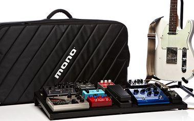 Obal na pedalboard Mono M80-PB3-BLK pedalboard tour