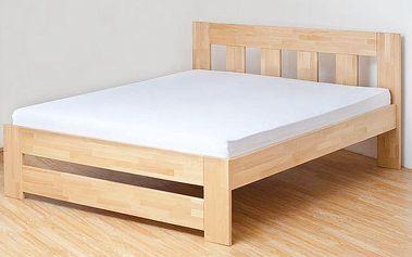 Buková postel Stela nebo Alice ve 2 rozměrech