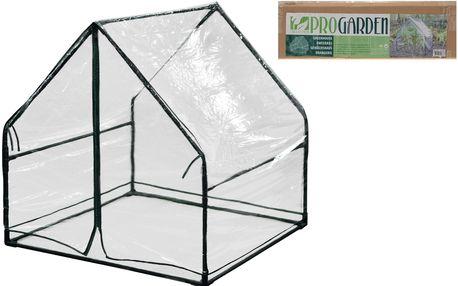 Zahradní fóliovník neboli pařník sedlového typu 90x90x92 cm