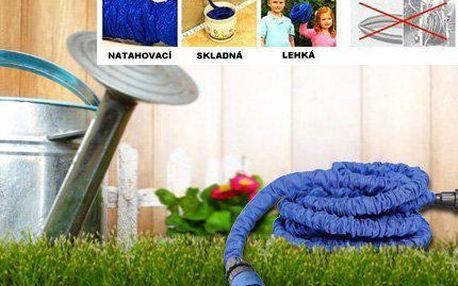 Samosmršťovací zahradní hadice s doručením zdarma