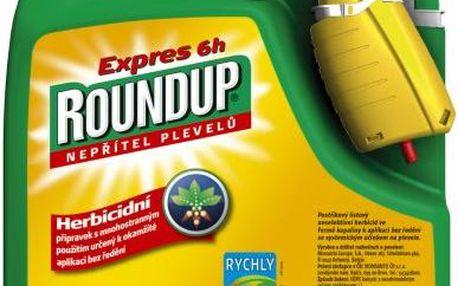 Tekutý herbicidní přípravek Roundup Expres 3000ml