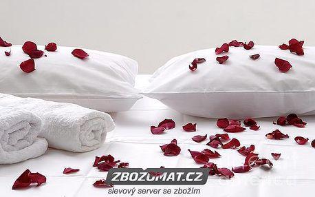 Postel plná růží - balíček 100 ks hedvábných okvětních lístků!