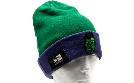 Kulich New Era Char Concuff Hulk Official Colors