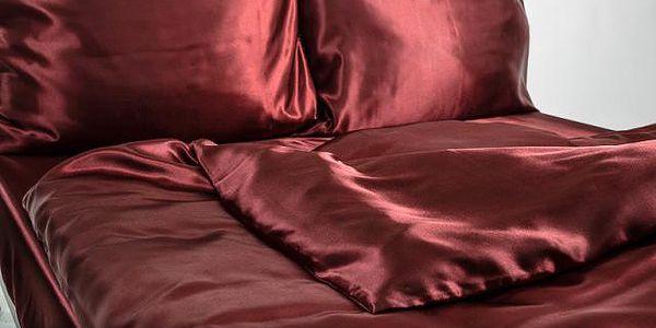 Saténové povlečení Giovanelli - set na 2 postele!