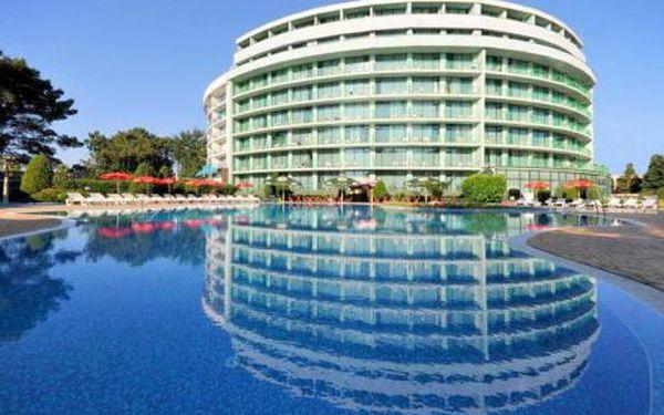Bulharsko, oblast Slunečné Pobřeží, letecky, all Inclusive, ubytování v 4,5* hotelu na 8 dní