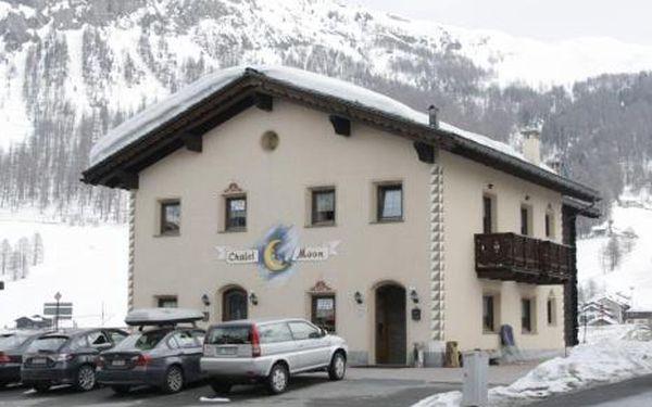 Itálie, oblast Livigno, snídaně, ubytování v 3* hotelu na 8 dní