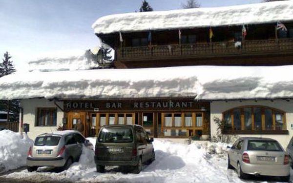 Itálie, oblast Folgaria / Lavarone, polopenze, ubytování v 3* hotelu na 8 dní