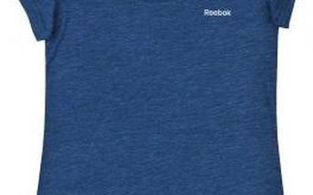 Dámské tričko značky Reebo EL NEP T modrá L