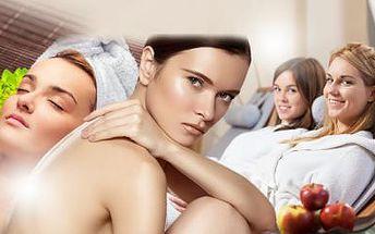195min. BEAUTY DAY pro KAŽDOU ŽENU! Kosmetika, masáž, lipolaser, lymfodrenáž a mnoho dalšího!