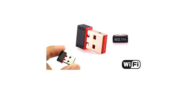 USB WIFI adapter 802.11N - 150Mbps