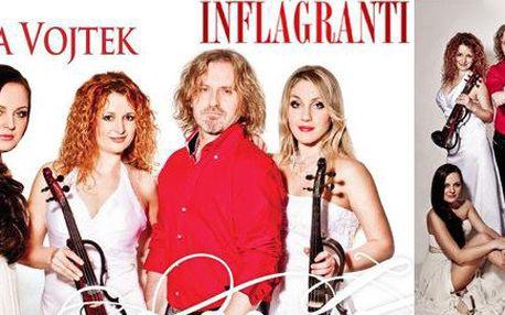 Inflagranti & Pepa Vojtek tour 2015