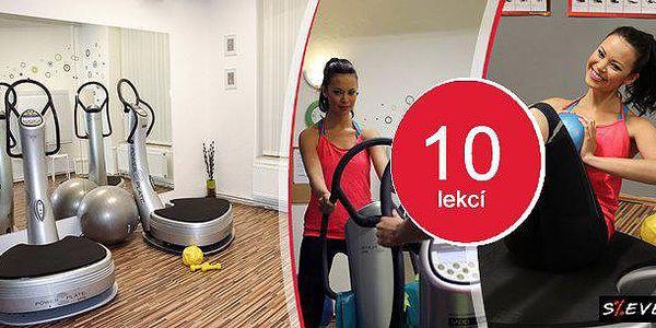 Permanentka - 10 lekcí s osobním trenérem na Power Plate v centru Prahy! Vyzkoušejte cvičení, které provozují modelky a celebrity na celém světě! Pouhých 30 minut vydá díky vibracím za 1,5 hodiny cvičení!Našim klientem se stala i Česká MISS 2013!