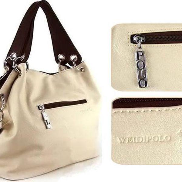 Praktická a elegantní kabelka pro každou ženu!