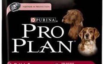 Kompletní krmivo pro dospělé psy Purina Pro Plan Adult Original kuře 14kg + 2,5 kg