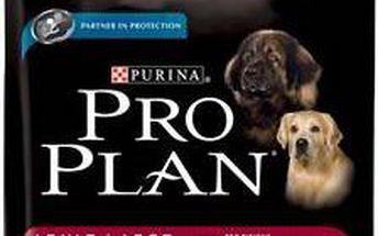 Kompletní krmivo pro dospělé psy Purina Pro Plan Adult Large Robust kuře 14kg + 2,5 kg