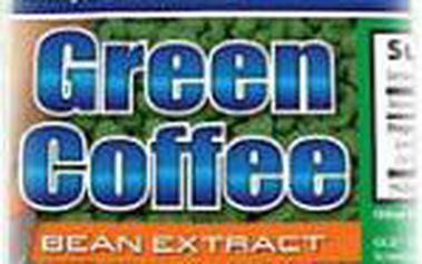60 kapslí Green Coffe Extract pro rychlejší hubnutí!