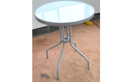 Praktický bistro stůl SCONTO DOUBLE HORSE