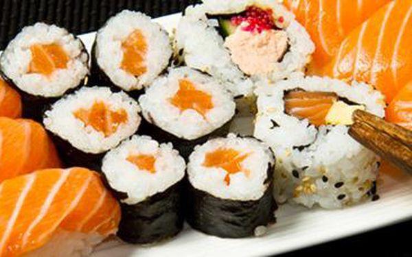 Osvědčené sushi menu ve vyhlášené pražské restauraci Oi Zoi Oi! Phơ U Fugiho!