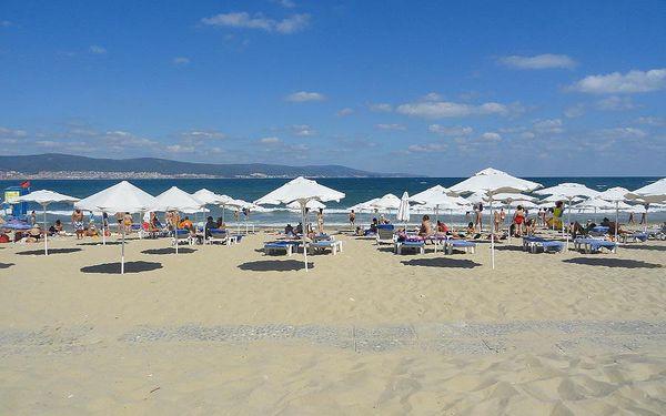 Hotel Vezhen, Bulharsko, Černomořské pobřeží, 10 dní, Autobus, Snídaně