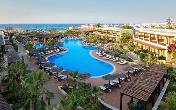 Hotel STELLA PALACE, Kréta, Řecko, letecky, all inclusive