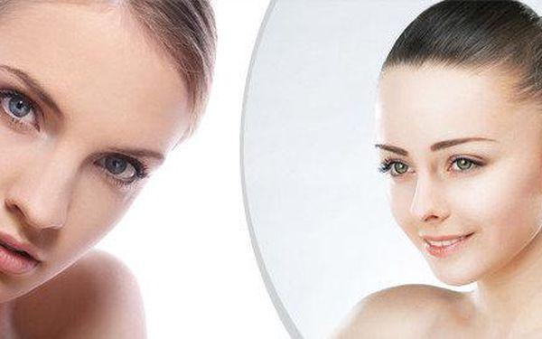Kompletní kosmetické ošetření pleti ultrazvukovou špachtlí