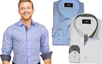 Pánská elegantní košile Binder de Luxe