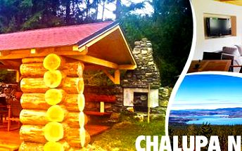 Chata na Lipně: 4, 5 nebo 7 dní až pro 13 osob! Skvělé místo pro relax s přáteli!