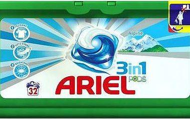 Prací prostředek Ariel Alpine 32 ks