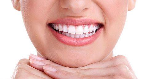Bělení zubů na 40 minut + druhé bělení zdarma v salonu The One Wellness v Brně