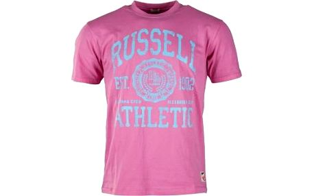 Pánské bavlněné tričko Russell Athletic TEE BIG STAMP
