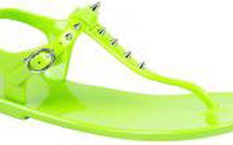Sandály s lesklými pásky Bauhaus Gioseppo