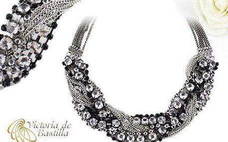 Krásný náhrdelník Victoria de Bastilla, včetně poštovného