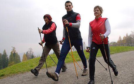 Víkendový instruktorský kurz Nordic Walking na krásném zámku Konopiště! 28.-29.3., 25.-26.4. a 23.-24.5.2015