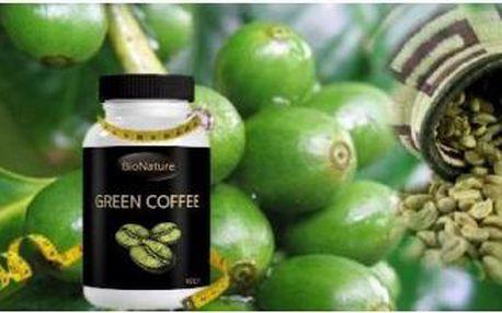 Zhubněte s extraktem Green Coffee! Zničte tuk a bojujte s přebytečnými kily účinnějším a šetrnějším způsobem.