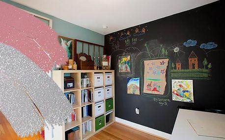 Designové dekorační barvy na stěnu