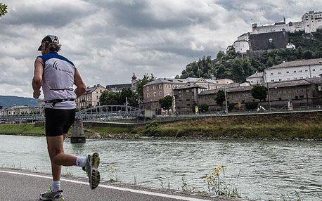Dvoudenní inline a běžecký výlet do Salzburgu (UNESCO): Zaběhněte si Mozartův závod! 19. - 20.6., vhodné pro každého