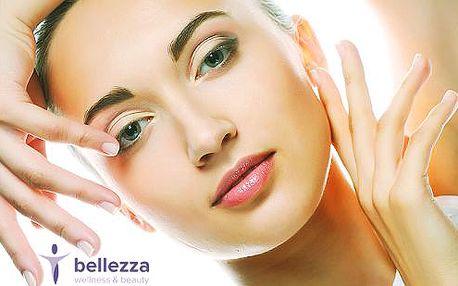 Kompletní kosmetické ošetření s možností varianty s barvením obočí a řas