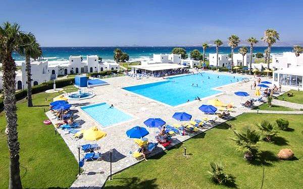 Hotel AEOLOS BEACH, Kos, Řecko, letecky, polopenze
