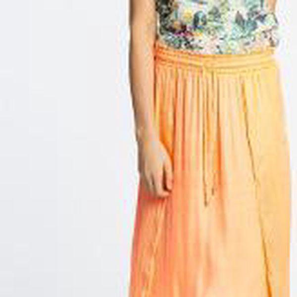 Jemná sukně z kolekce Vila Vila Tressi