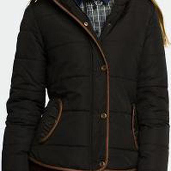 Dámská bunda s kapucí schovanou ve vysokém límci Medicine